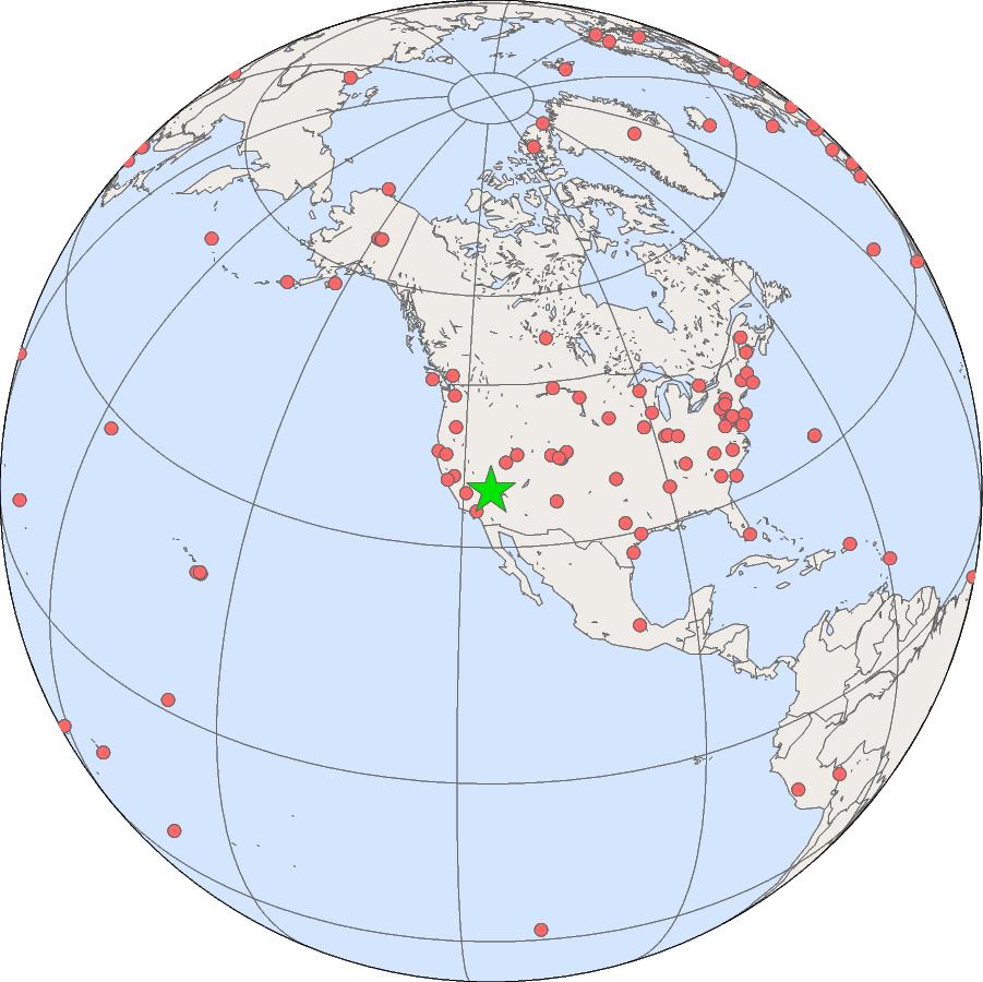 Esrl Global Monitoring Division Observation Sites