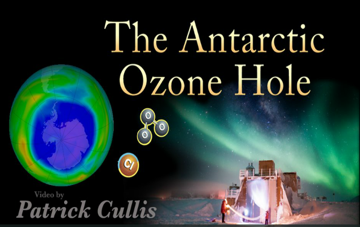Understanding the Ozone Hole - a video designed for high school level students