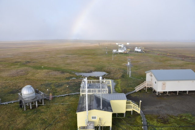 NOAA's Barrow, Alaska, Observatory marks 40 years of continuously monitoring carbon pollution in the Arctic