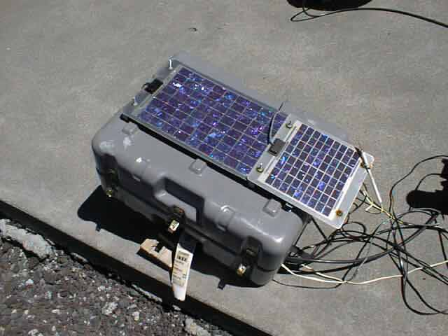 nasa ranger solar panels - photo #21