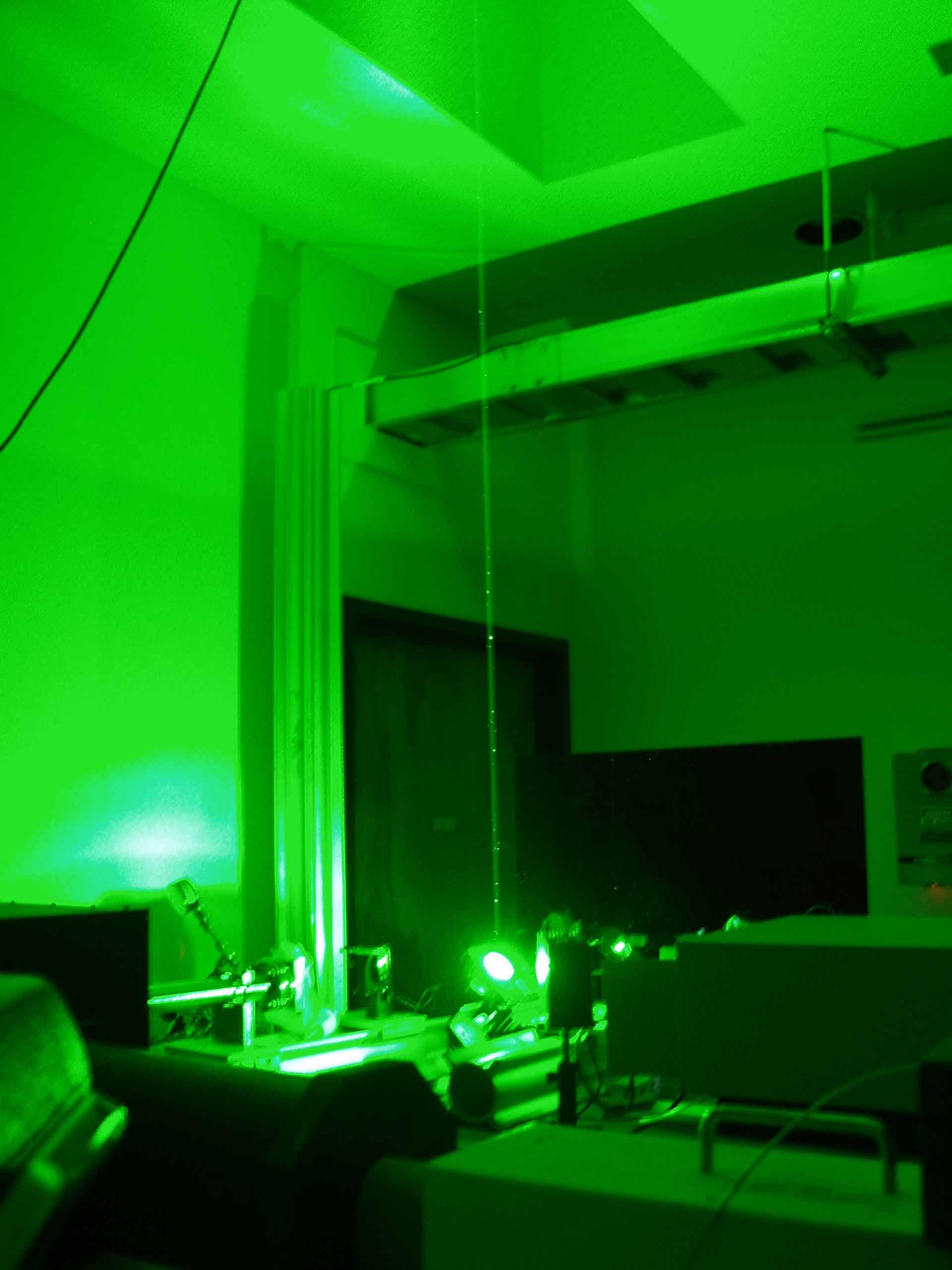 Esrl Global Monitoring Division Mauna Loa Observatory Mlo Wiring Diagram Lidar Ndyag Laser