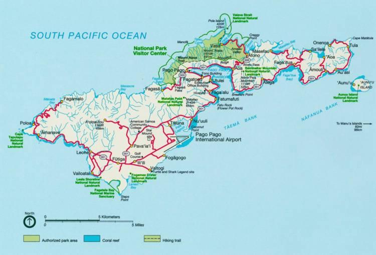 american samoa pacific island, block diagram, somoa located on the world map