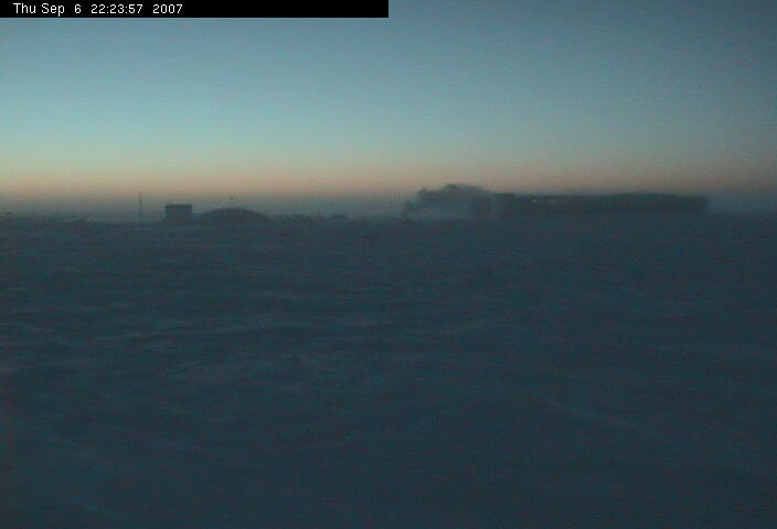 Webcam Amundsen Scott Station South Pole Antartica Antartica Antarctica - Webcams Abroad live images