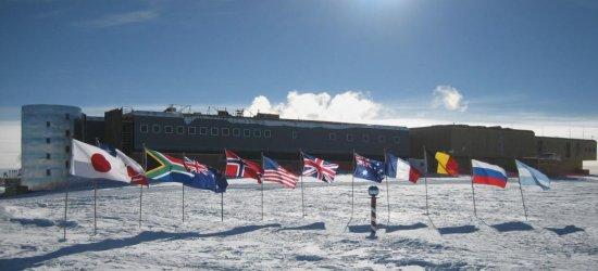 esrl global monitoring division south pole observatory