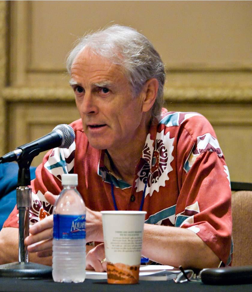 Pieter Tans, Científico Senior, NOAA