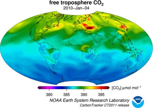 NOAA CarbonTracker