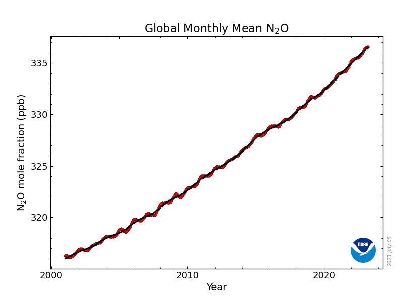 Global N2O