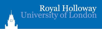 RHUL Logo