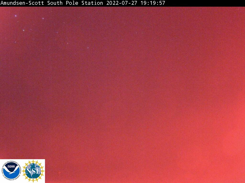 south pole cam
