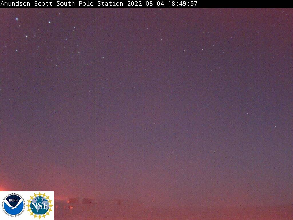 South Pole Live Cam